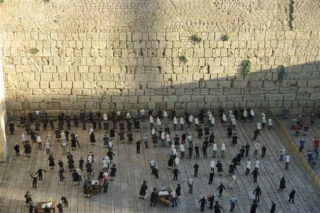 Стена плача - Мини Израиль